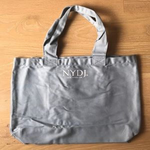 NYDJ Bags - NYDJ Los Angeles Tote bag light blue